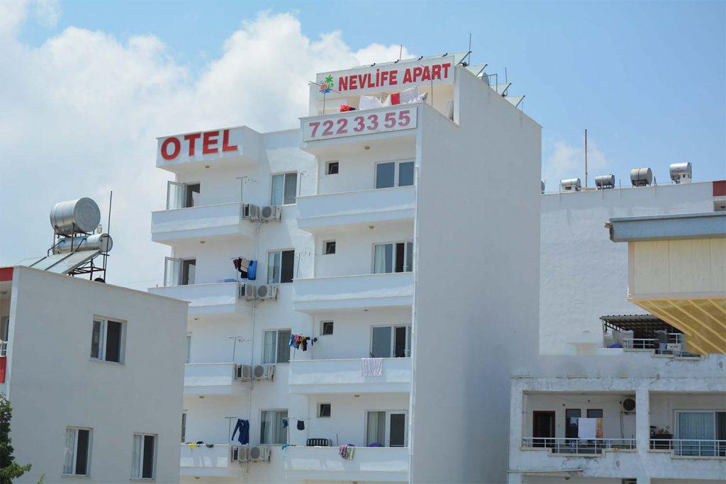 NevLife Apart Otel