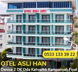 Aslı Han Otel
